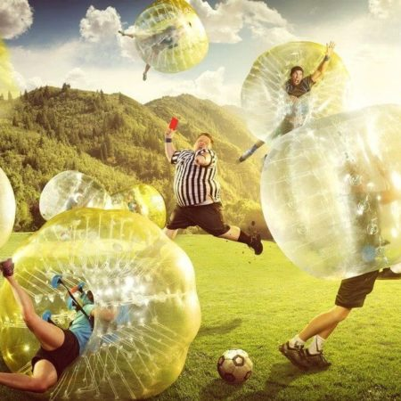 Team-Event, Trend-Events , Bubble Soccer , Bubble Football, Bubble Ball. Loopbyball